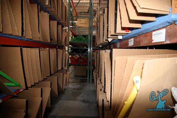 Warehouse stuff.