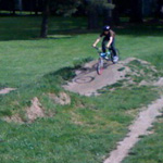 Thumbnail image for Abandoned BMX jump park found in Beaverton