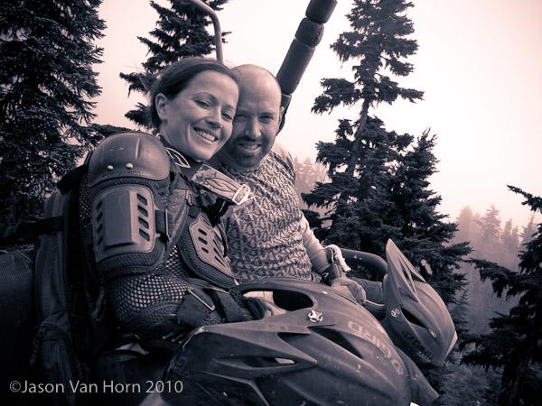 Ryan and KayLee Gibb