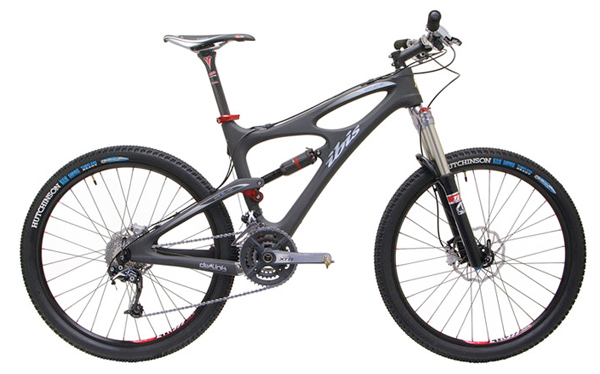 The popular Ibis Mojo set the standard for long travel trail. Photo: Ibis Cycles