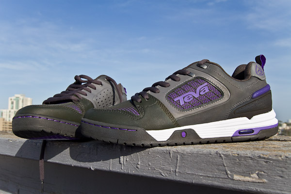 Teva Links Freeride Mountain Bike Shoes