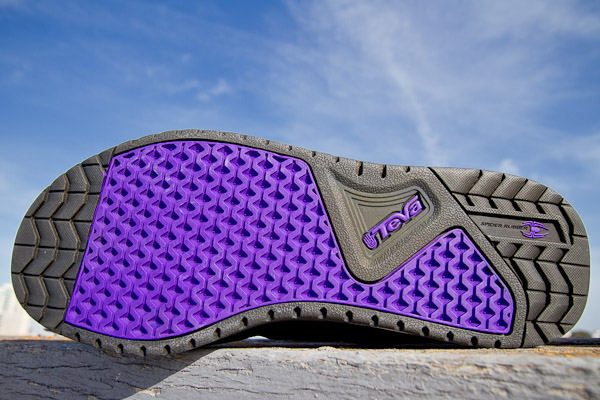 Bottom of the Teva Links Freeride Shoes