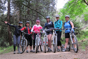 Thumbnail image for BTCEB Women's Ride at Joaquin Miller