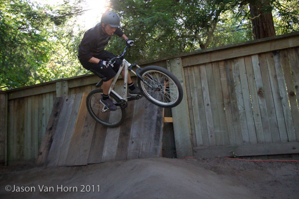 Pump track tested and approved