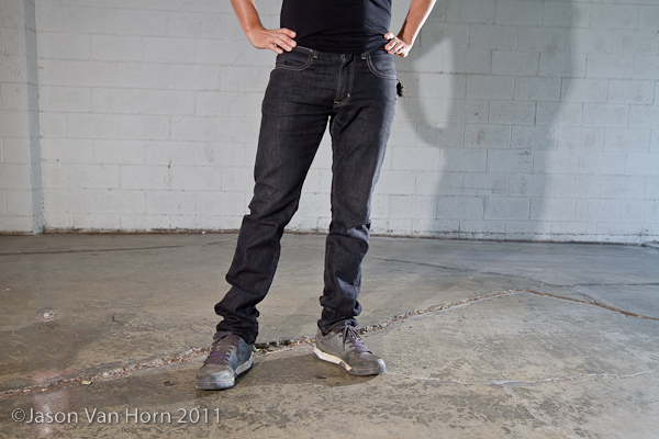Review – Levi's 511 Commuter Jeans