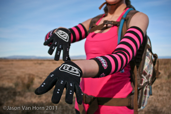Troy Lee Girls Ace Glove