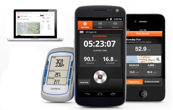 Post image for Download the Strava App, and get off the couch