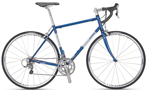 Post image for Jamis Quest Steel Road Bike