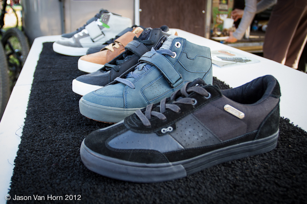 2012 SPD Shoes from DZR Shoes