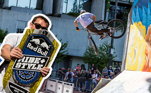 Post image for Red Bull Ride N' Style
