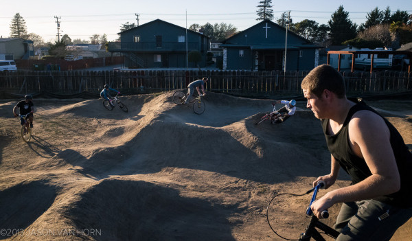 Chanticleer Pump Track