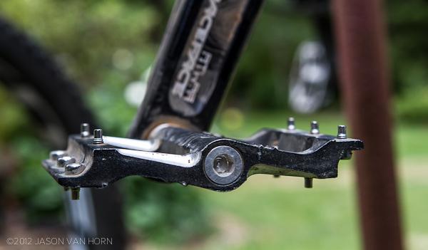 Lightest, thinnest platform pedals