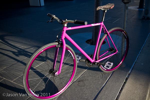 Gran Royale Lurker Fixed Gear Bike