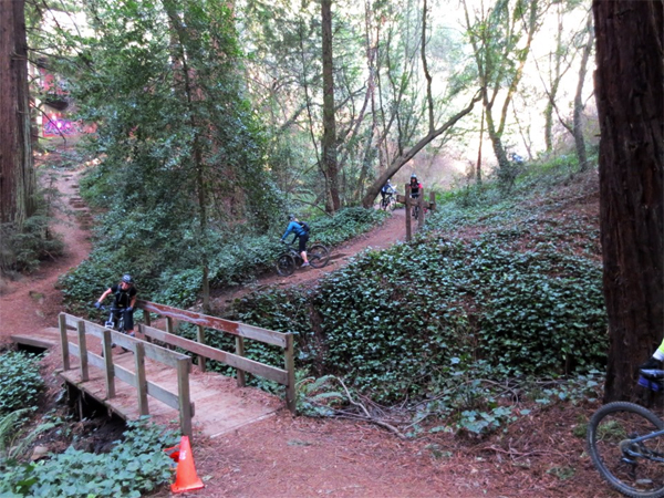 Post image for Ride Recap: BTCEB Ride Like a Girl at Joaquin Miller Park