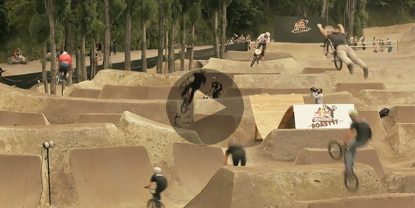 Post image for Gorge Road Dirt Jump Park in Queenstown, New Zealand
