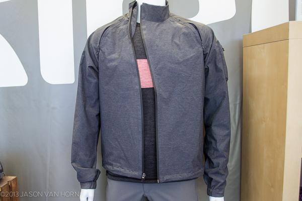 Giro Pertex Waterproof Jacket.