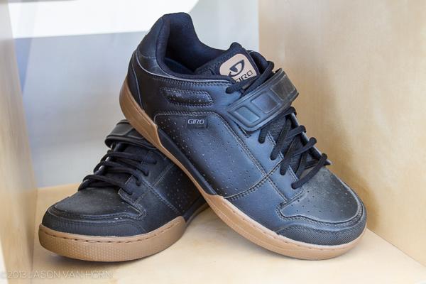 Giro Chamber SPD Compatible Skate Style shoe.