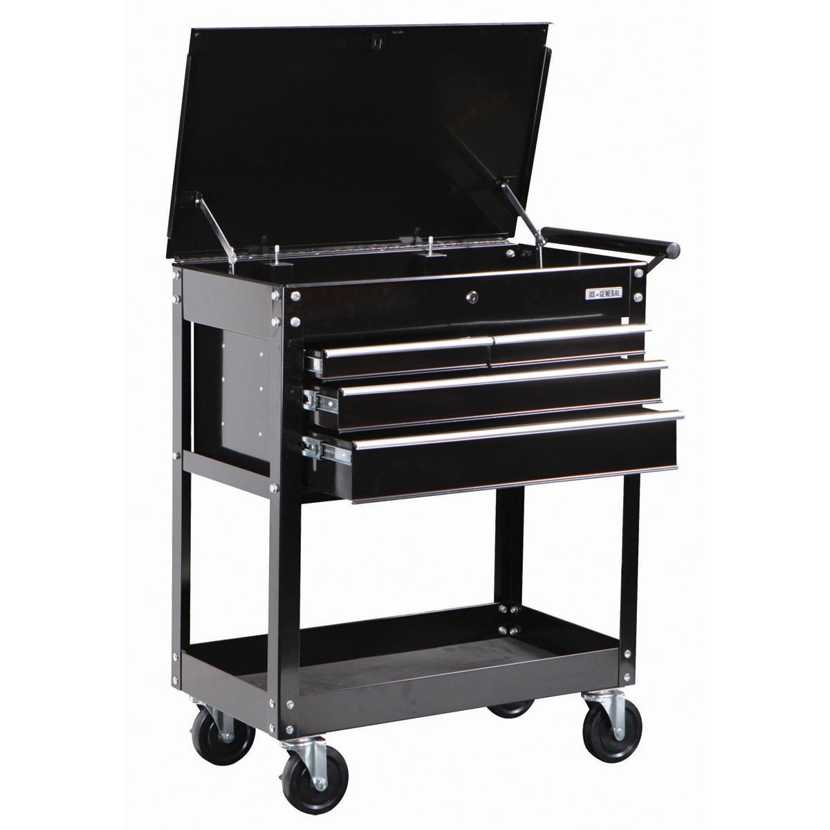 Harbor Freight Utility Cart >> Stuff We Like: Harbor Freight Tool Cart