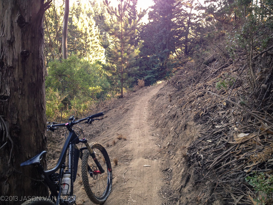 The Cinderella Trail at JMP.