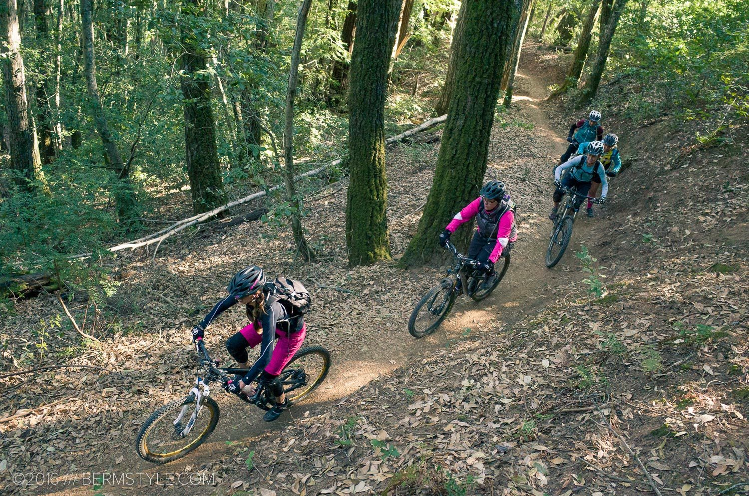 The Inga Chronicles: BTCEB Ride Like a Girl at Skeggs Point