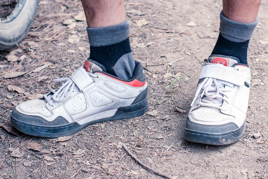 The Chamber Shoe from Giro.