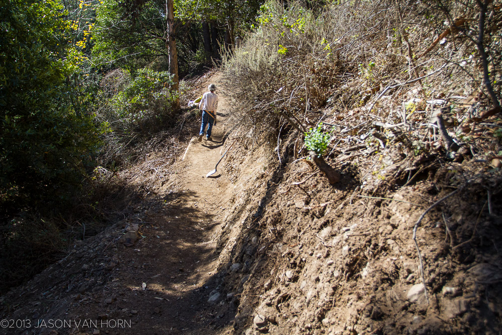The initial uphill line is almost pumpable now.