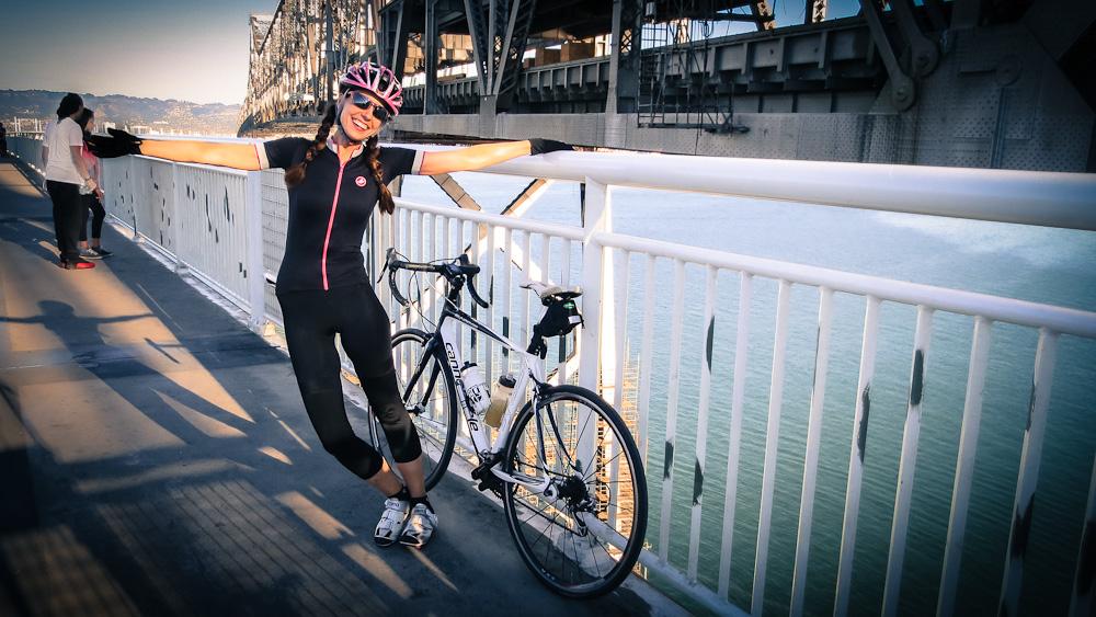 Bay Bridge Bike Path