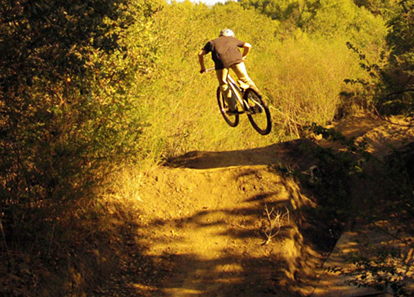 The Scotts Valley Jumps