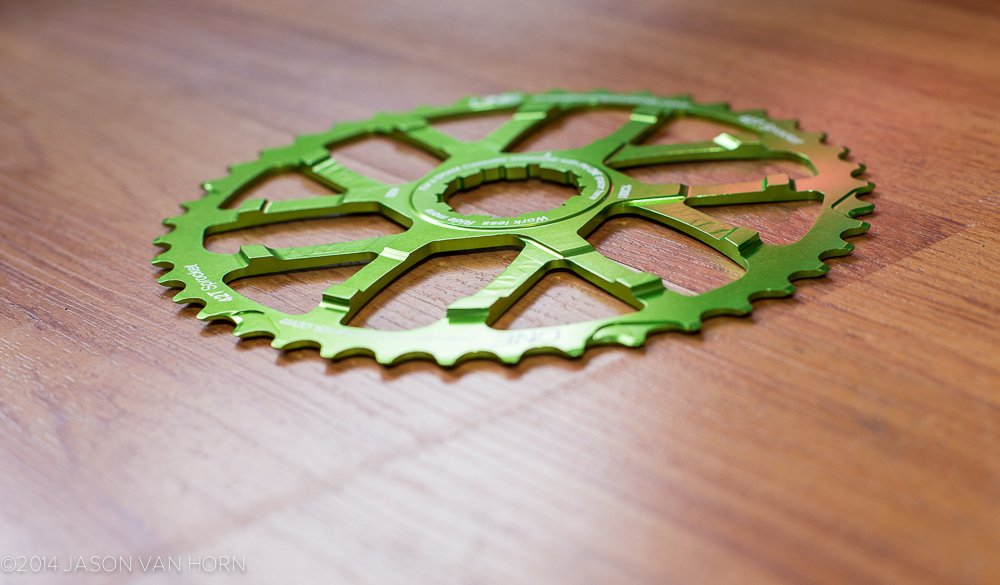 The OneUp Components 42T Sprocket