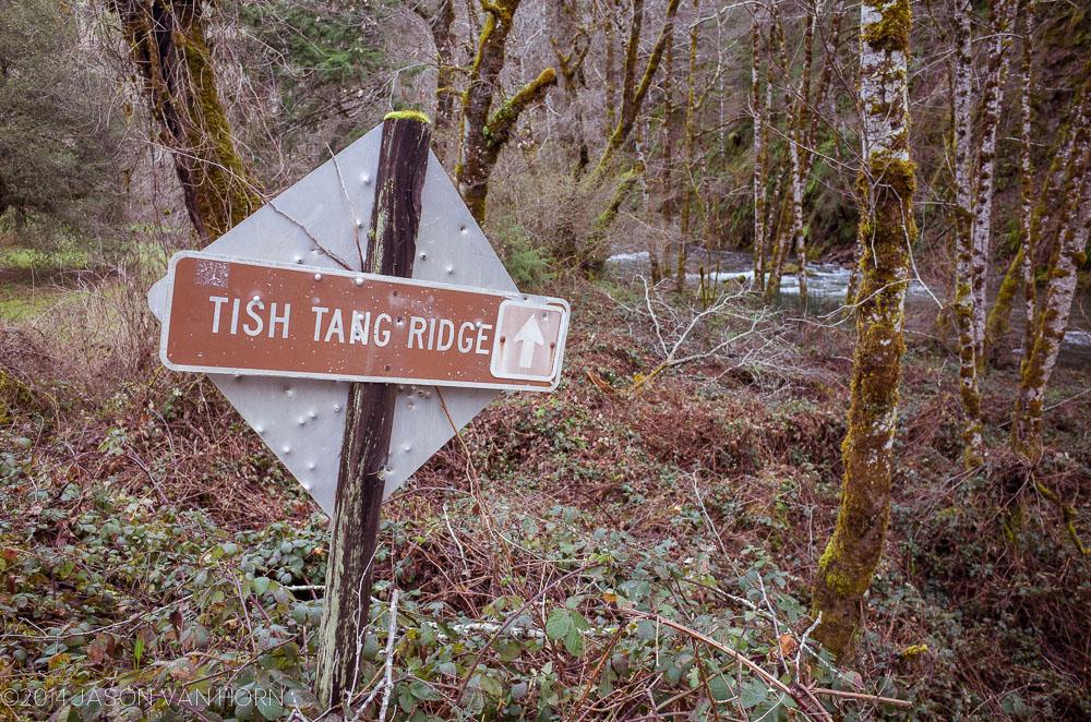 Tish Tang Ridge