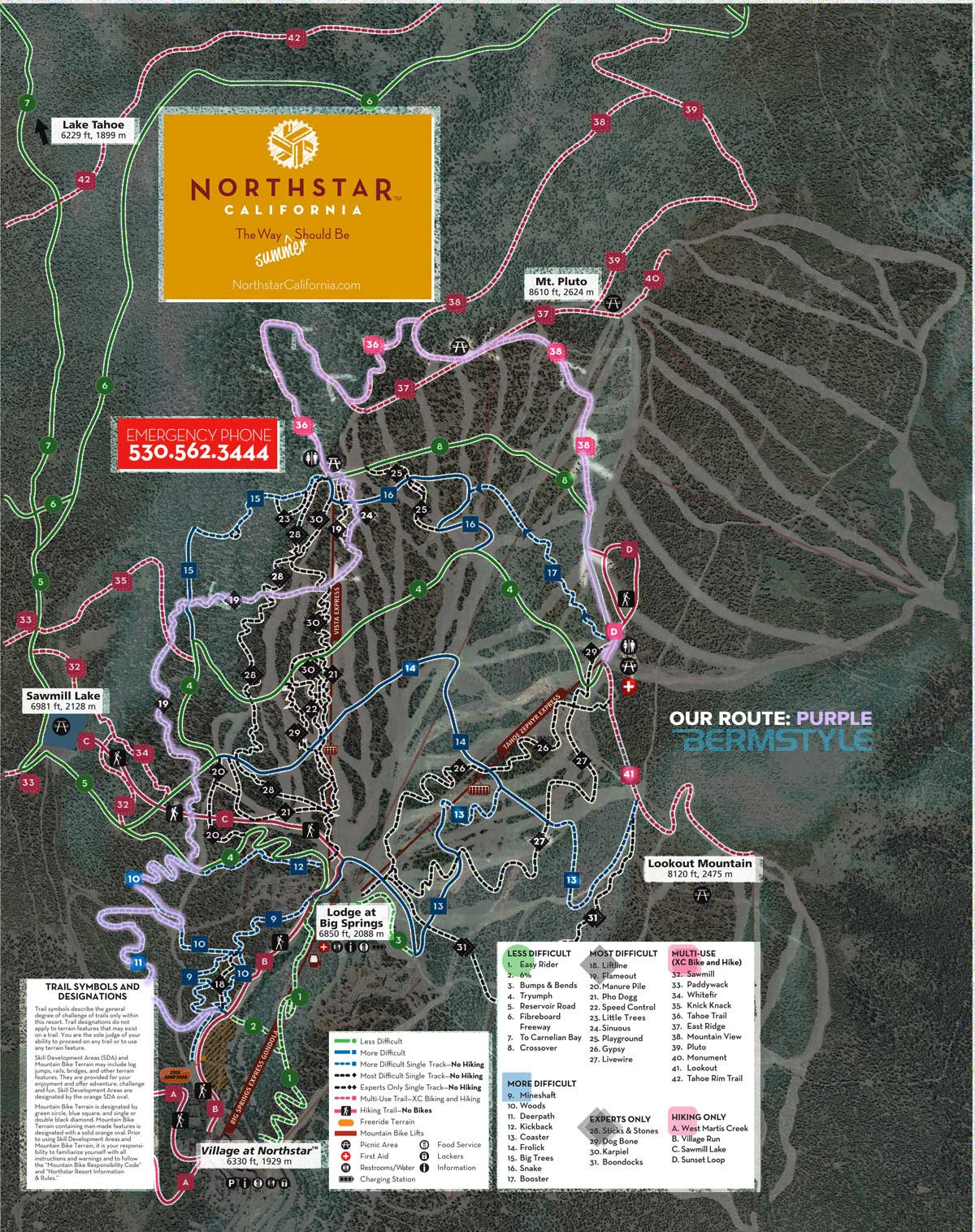 northstar-route