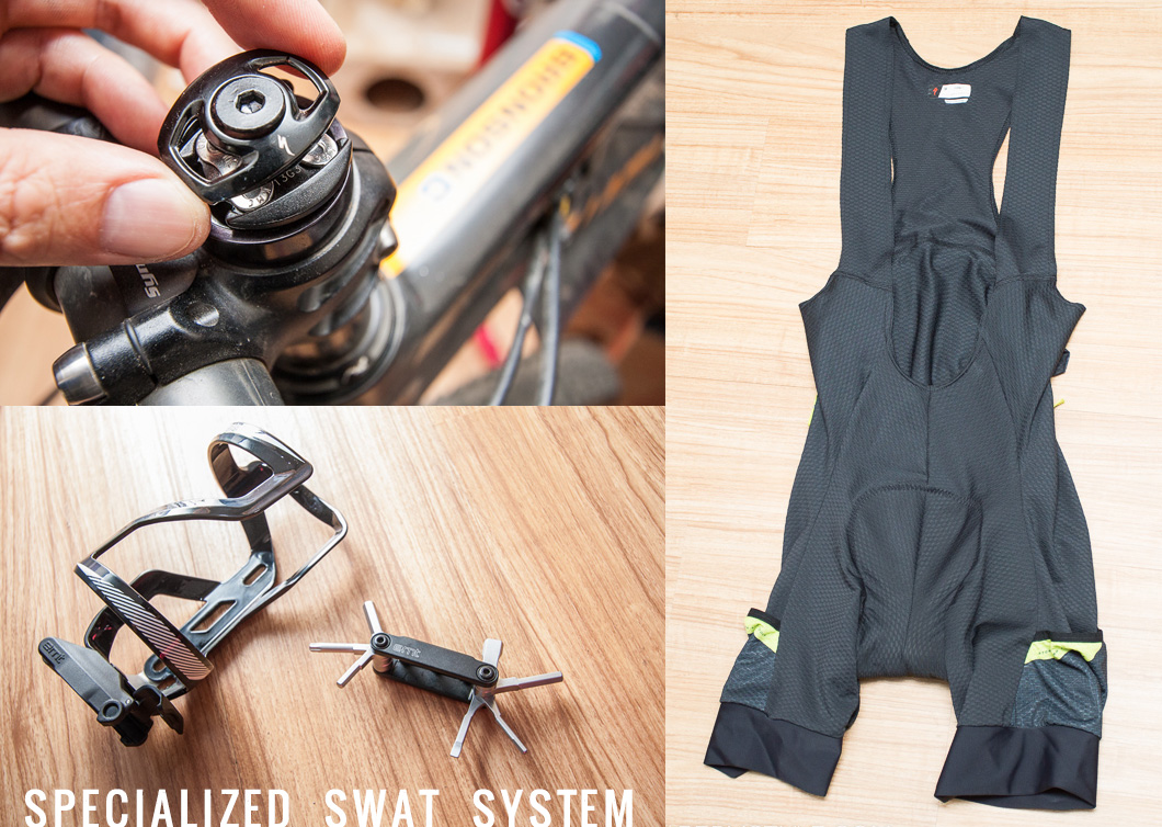 Post image for Ditching the Pack Part II: SWAT System from Specialized