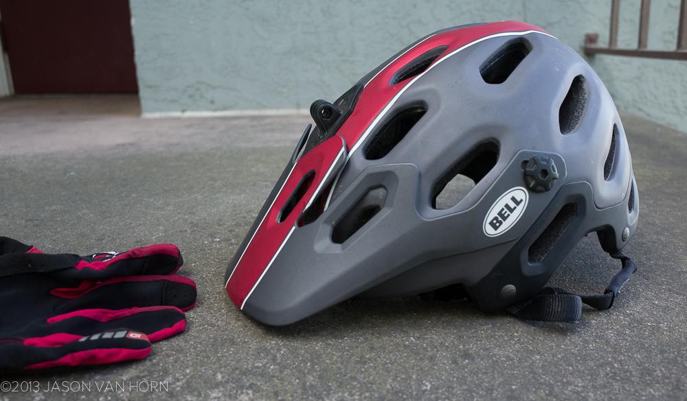 Bell Super Helmet