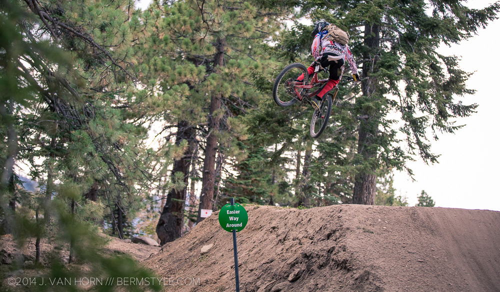SoCal: Snow Summit Bike Park at Big Bear Lake