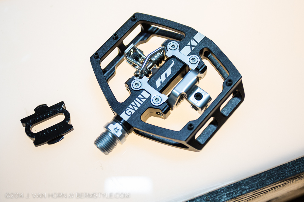 HT components pedal