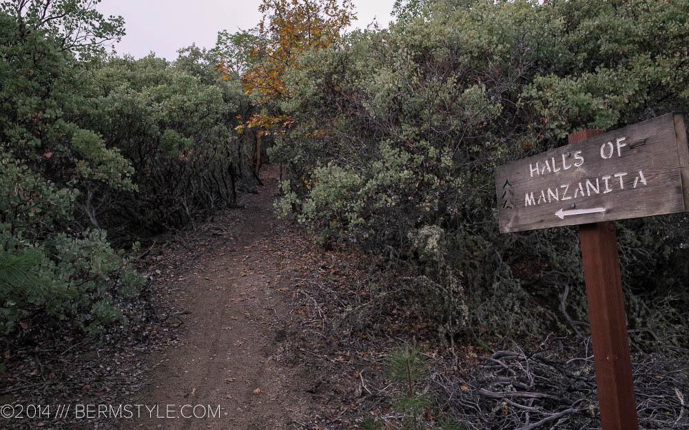 The mysterious Halls of Manzanita