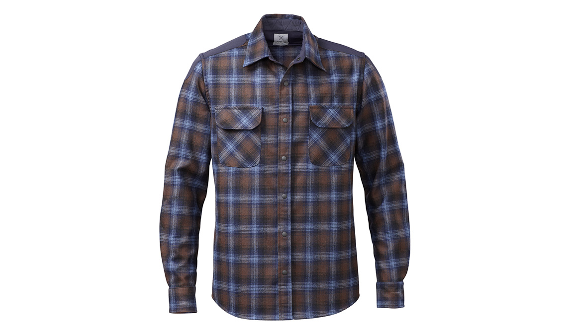 Kitsbow Icon Wool Flannel shirt