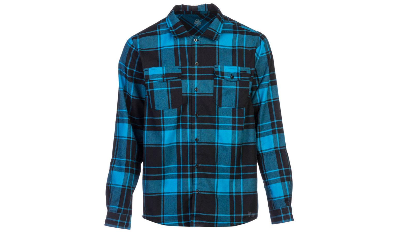 zoic tradesman flannel