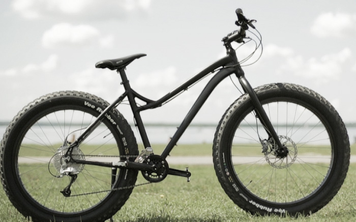 Fat Moose Fat Bike
