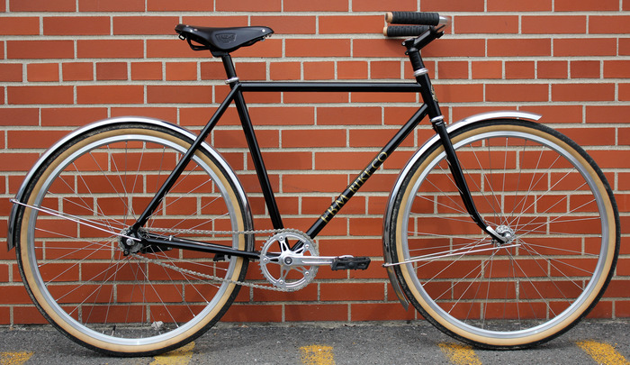 FBM Raconteur City Bike