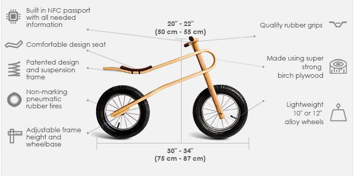 Zum Zum balance bike