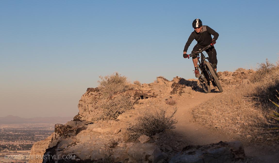 southwest ridge trail