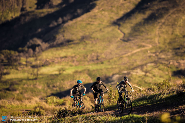 Photo from Enduro Mountainbike Magazine