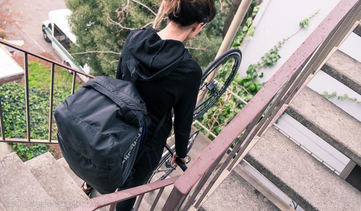 Timbuk2 Race duffle gear bag
