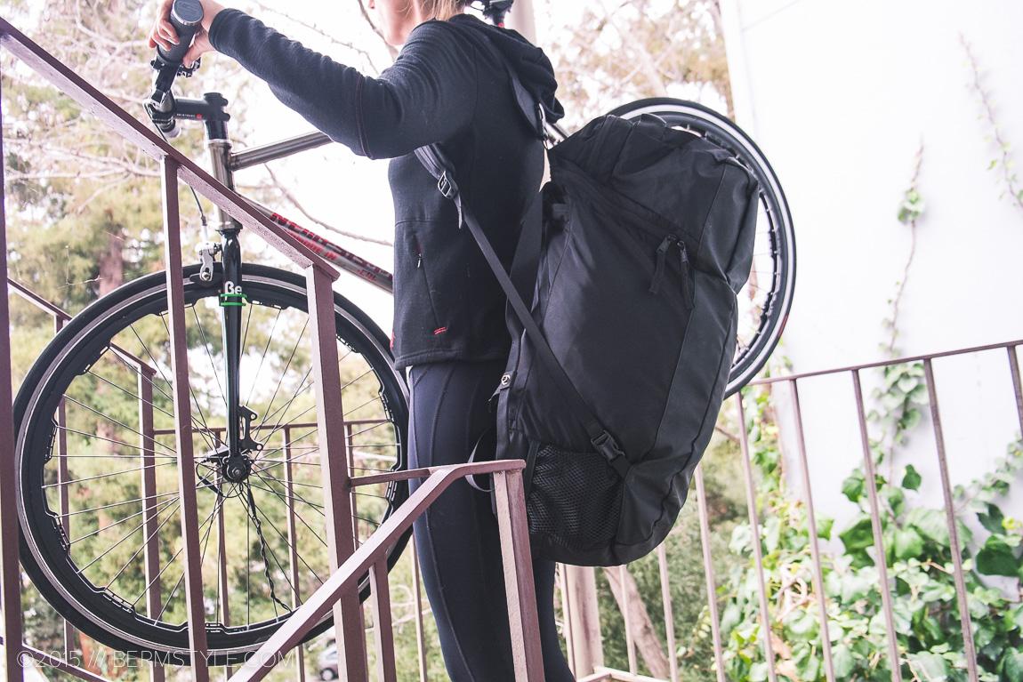 Review Timbuk2 Race Cycling Duffle Bag