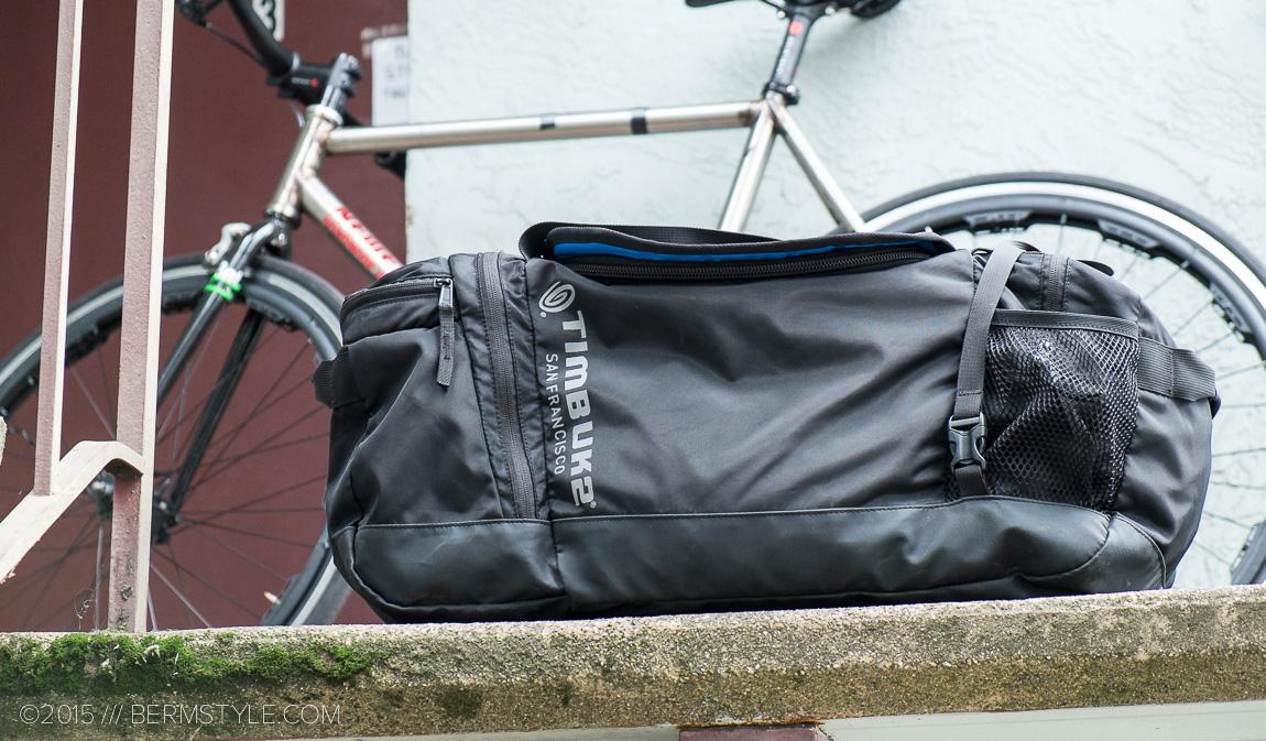 Review: Timbuk2 Race Cycling Duffle Bag