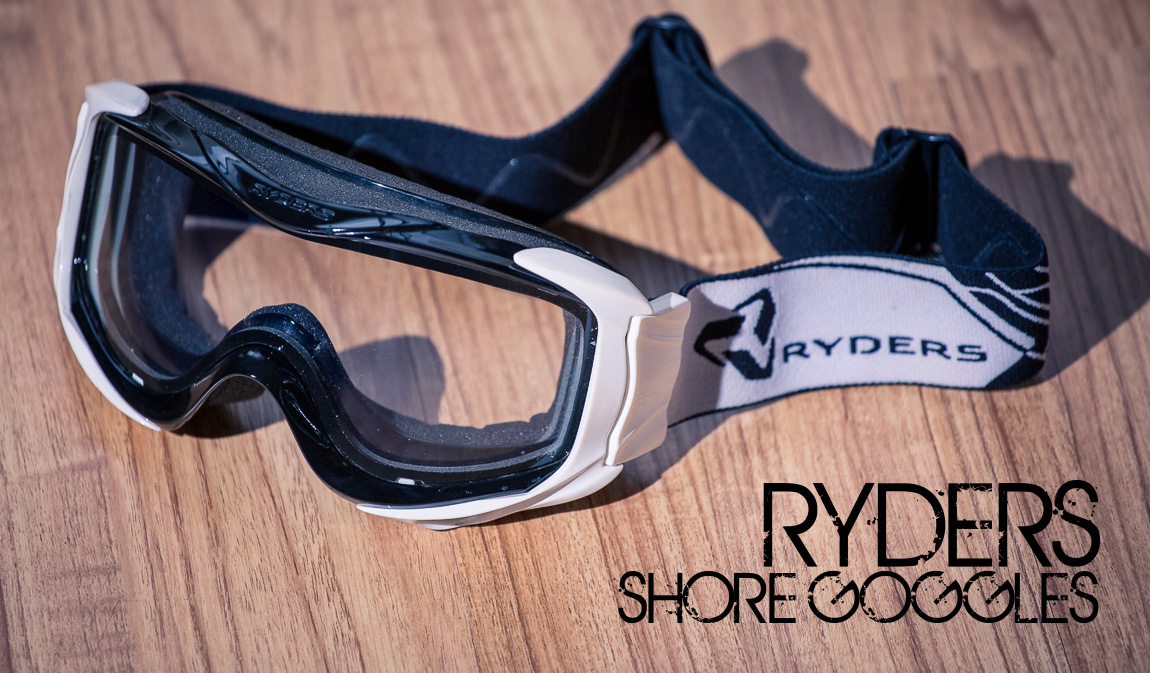 Post image for Review: Shore Googles from Ryders Eyewear