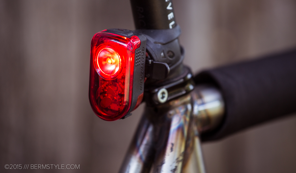 Post image for Review: Bontrager Flare R Taillight