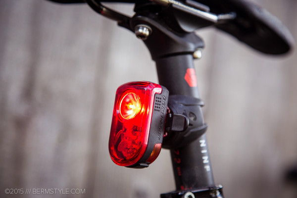 Review Bontrager Flare R Taillight