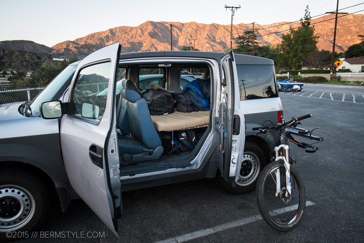 Our Honda Element Adventuremobile